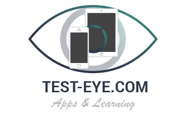 Test Eye Logo